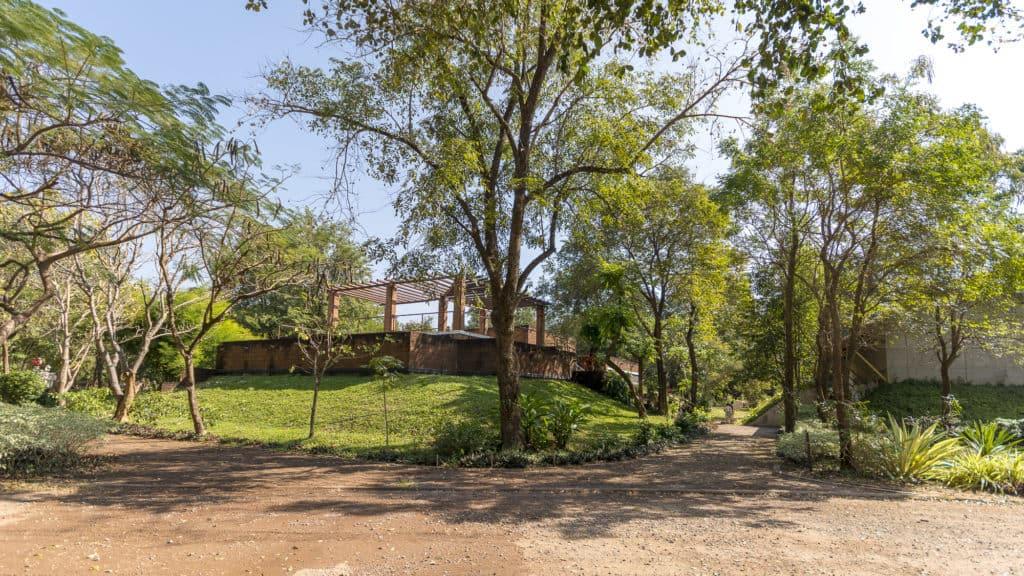Informationszentrum Si Thep Geschichtspark