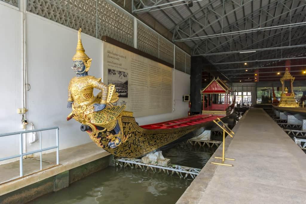 Die Königliche Barkasse Asurawayupak