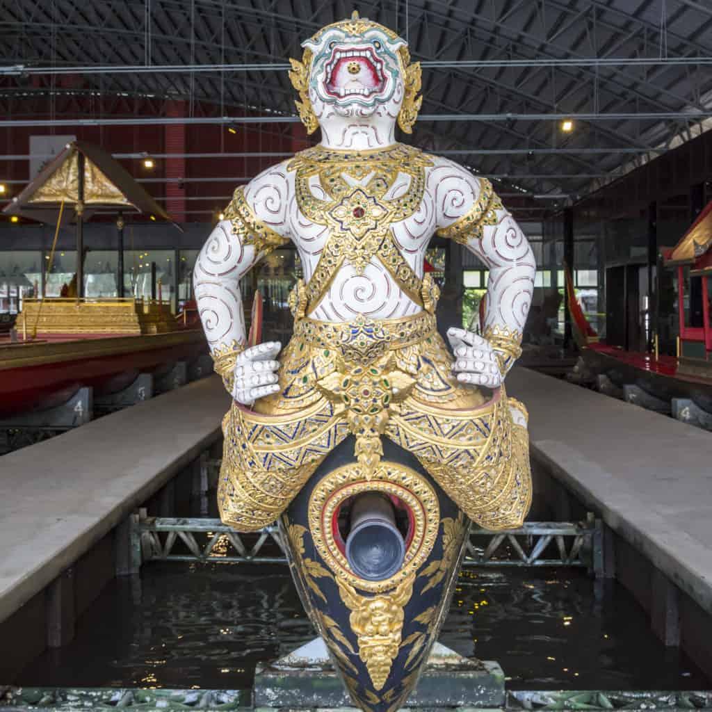 Bugfigur Hanuman