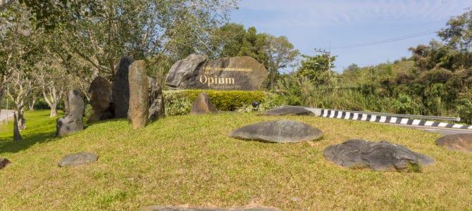 Opium in der Geschichte Thailands – Hall of Opium