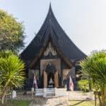 Baan Dam – Das Schwarze Haus in Chiang Rai