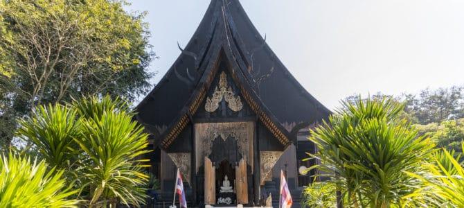 Das Schwarze Haus in Chiang Rai