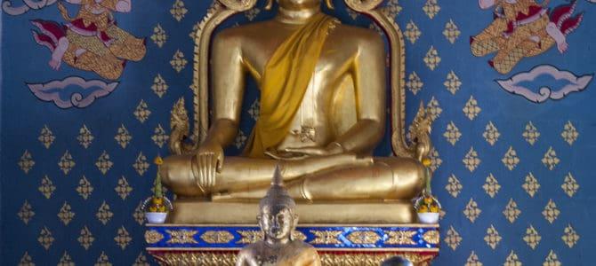Der Freitags Quickie – Buddha, Dekofigur oder heilige Figur?