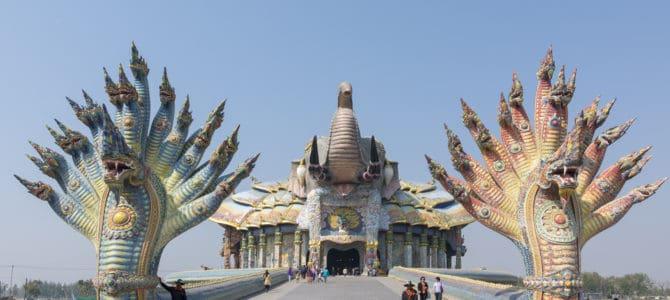 Wat Ban Rai – der bemerkenswerte Elefantentempel
