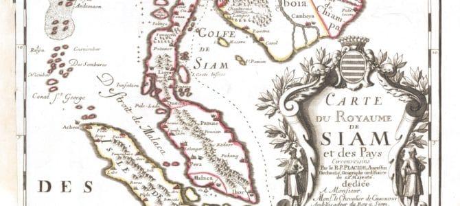Ein historisches Dokument – the song of Siam