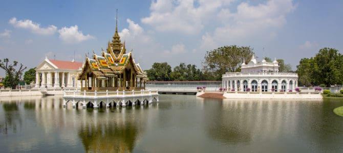 Bang Pa-in der Sommerpalast des Königs