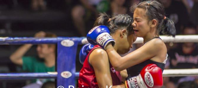 Thaiboxen – Muay Thai – Bild der Woche 27/18