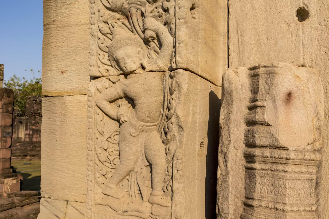 Absara Tänzererin im Phrasat Phimai