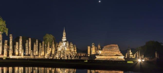Sukhothai und der Historische Park