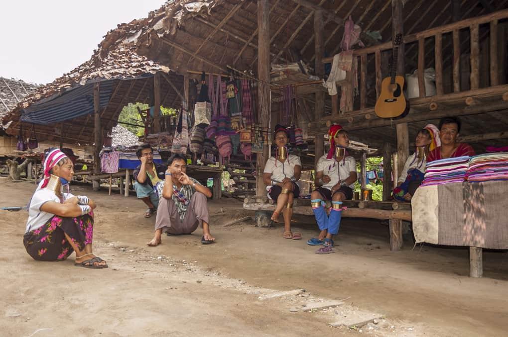 Bergvölker in Thailand