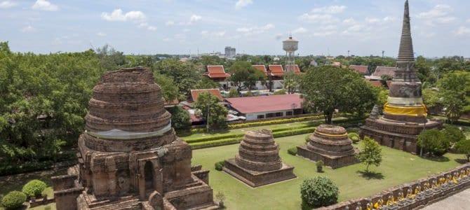 Geschichte Thailands Teil 4 – Ayutthaya