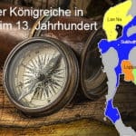 Geschichte Thailands Teil 5 - Lan Na der Staat im Norden – Isan Lao und Khmer im Osten