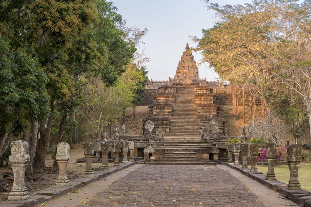 Khmer-Tempel in Thailand