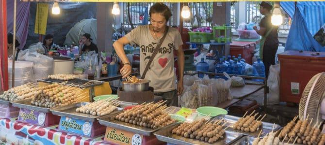 Der kleine Hunger der Thailänder oder der Imbiss zwischendurch