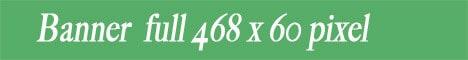 Banner Full 468 X 60
