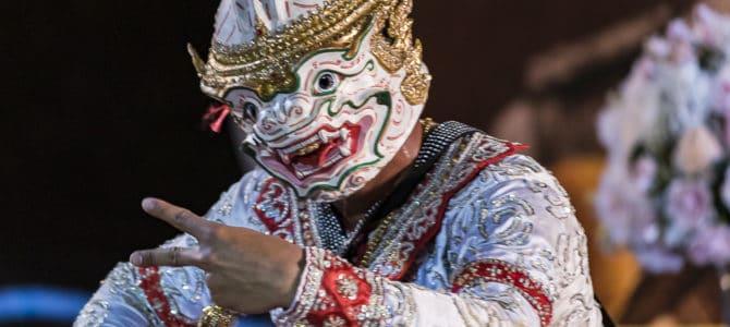 Khon, der Tanz über den Kampf, Gut gegen Böse