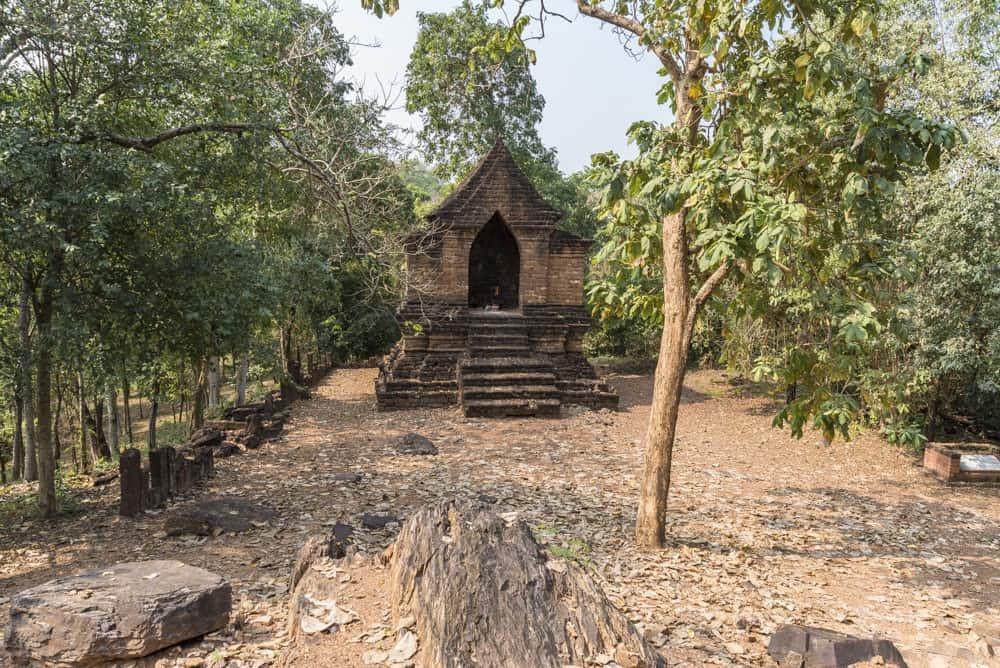 Mandapa vom Wat Khao Phanom Phoeng