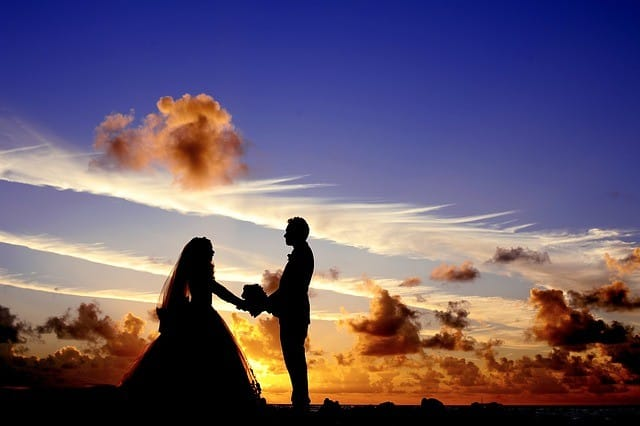 Glückliches Brautpaar und danach? Was geschieht mit dem Sin Sod