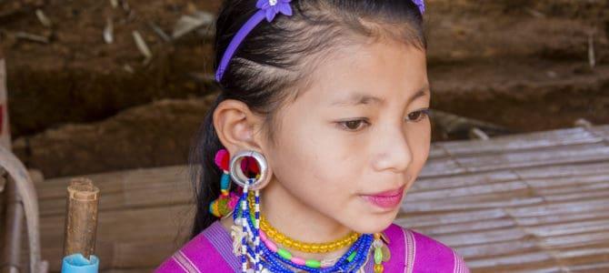 Die Bergvölker im Norden von Thailand
