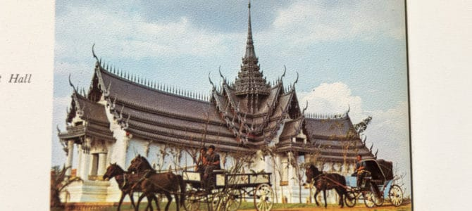 """The ancient City"" in Bangkok"