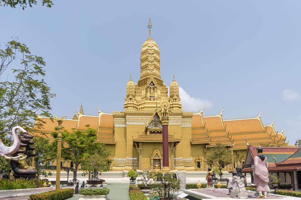 Buddhavas des substanzlosen Universums