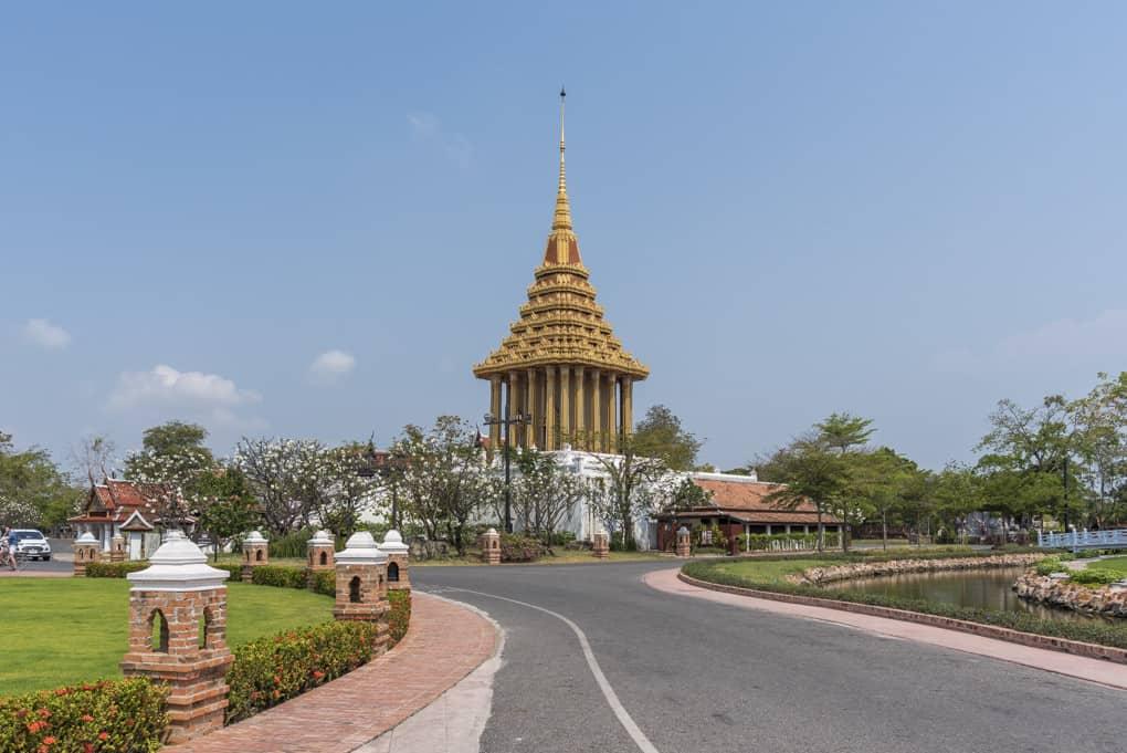Wat Phra Phutthabat Ratchaworamahaviharn