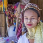 Die Karen - Bergvölker in Thailand
