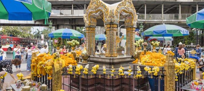 Der Fluch des Erawan-Schrein in Bangkok