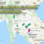 Die Tempel der Khmer in Südostasien