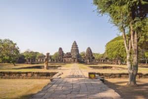 360 Grad Panorama Prasat Hin Phimai