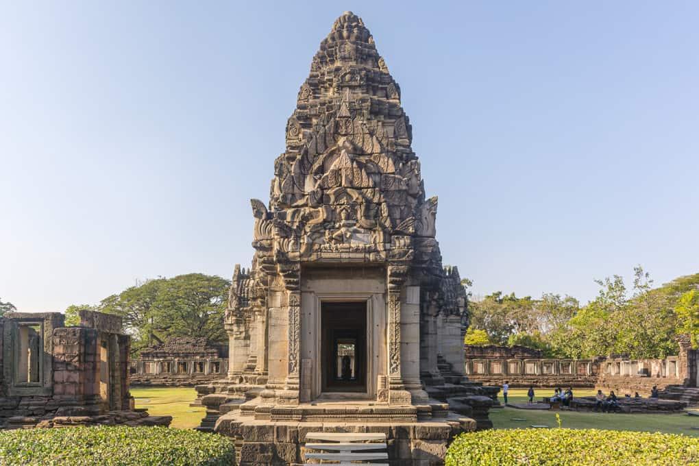 Hauptprang vom Prasat Hin Phimai