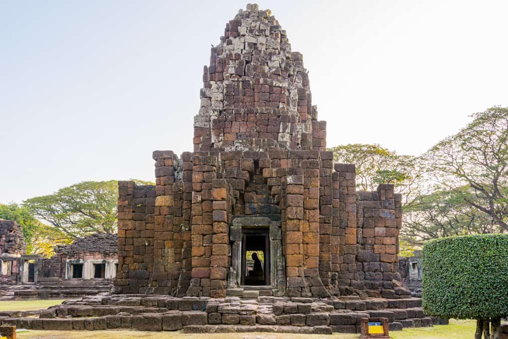 Prang Brahmatat in Phimai
