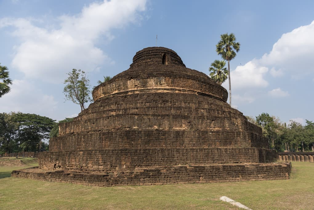 Chedi Phra That Mutao
