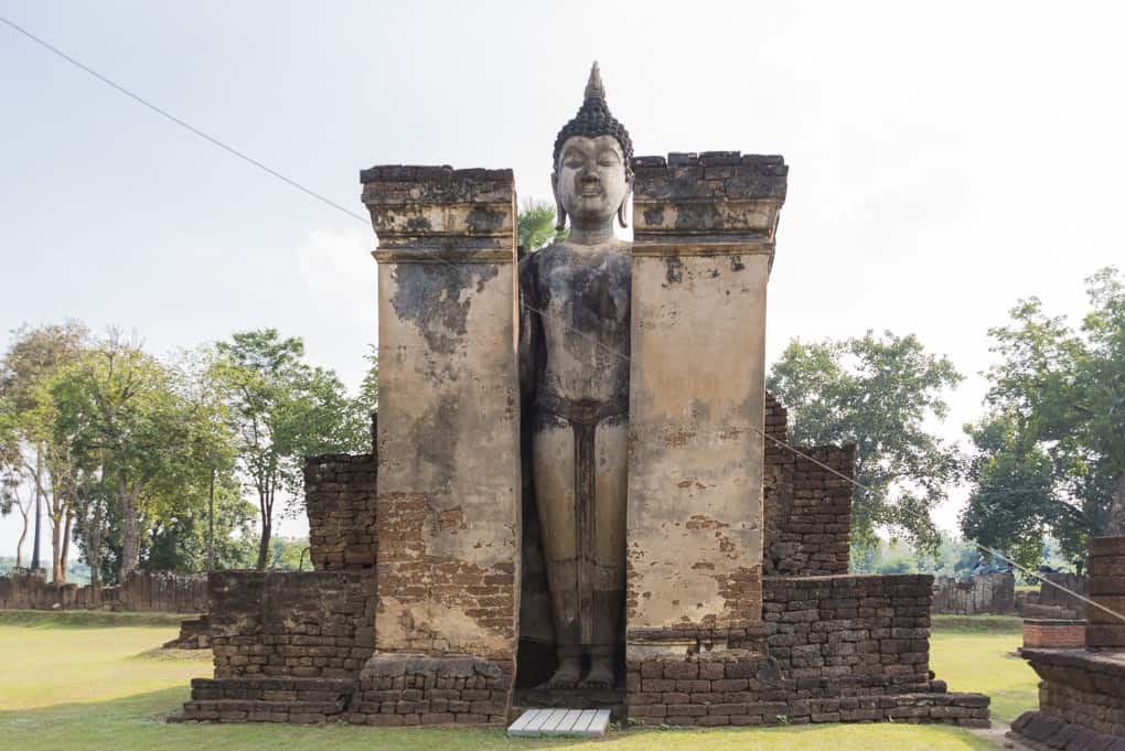 Buddha-Statue Phra Attharot