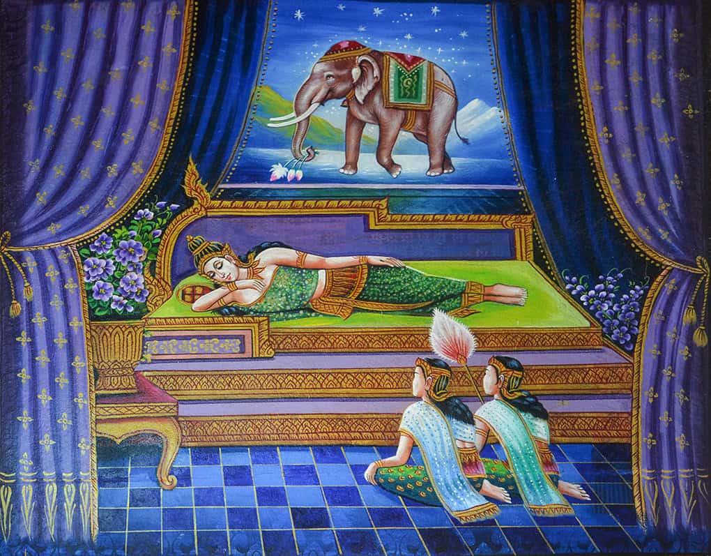 Maya und die Prophezeiung des weissen Elefanten