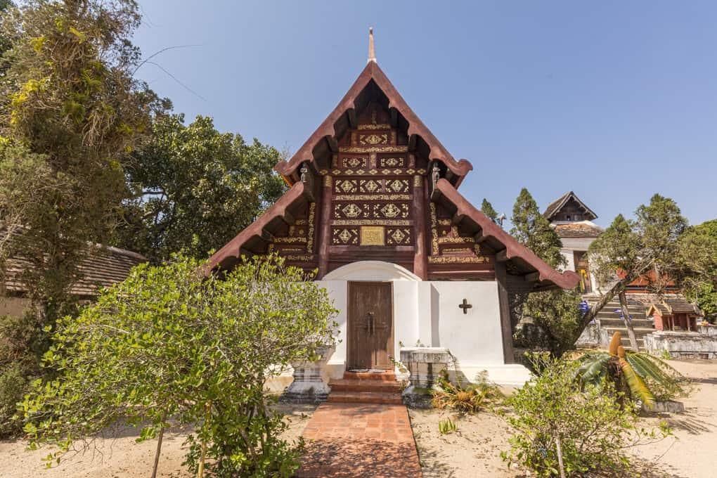 Phra Ubosot - klein aber fein