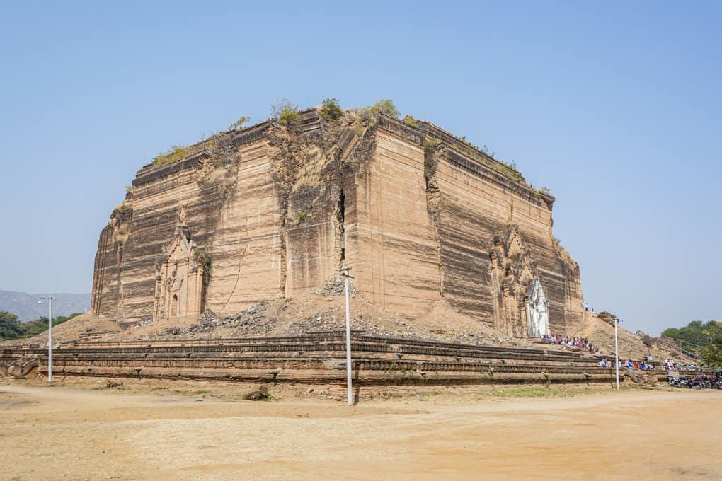 Mingun-Pagode Myanmar