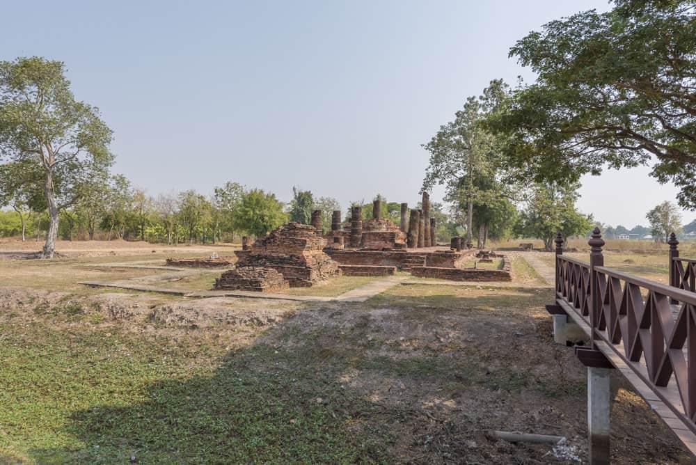 Wat Chang Lom der Bot