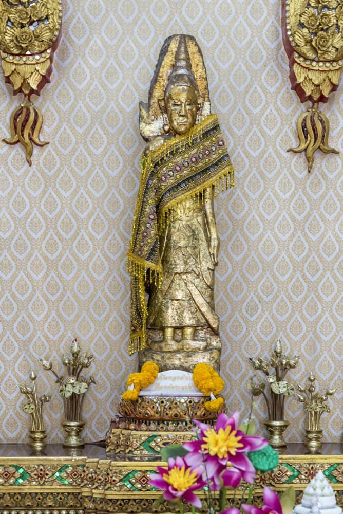 Figur von Phra Mae Ya in Sukhothai