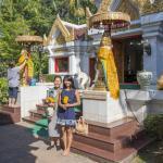Phra Mae Ya - gleich drei Sehenswürdigkeiten in Sukhothai