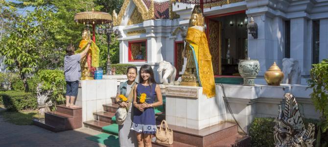 Phra Mae Ya – gleich drei Sehenswürdigkeiten in Sukhothai