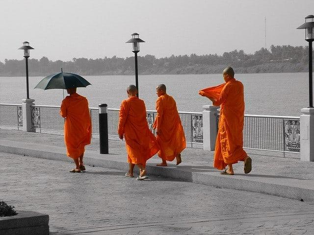 Thailand das Land der Ruhe und der Langsamkeit?