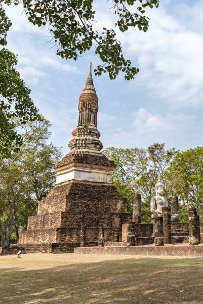 Wat Traphang Ngoen mit grossen Buddha