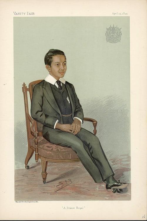 König Vajiravudh - Rama VI.