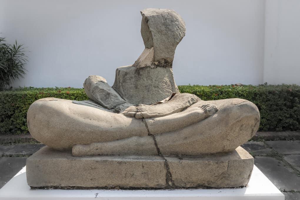 Statue Jaya Buddha Mahanatha
