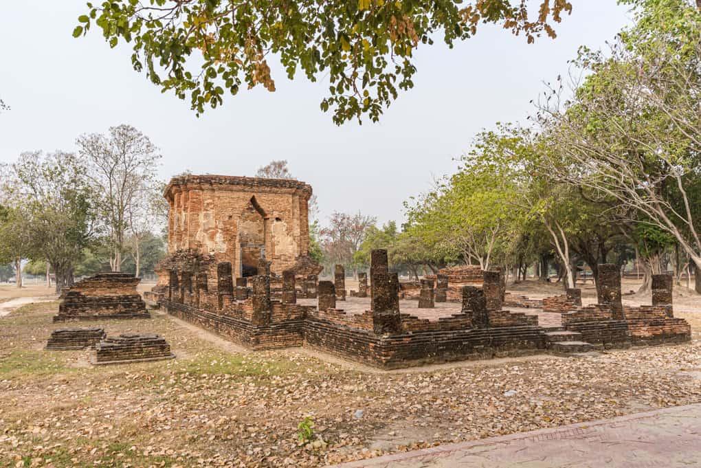 Wat Tuek in der Übersicht