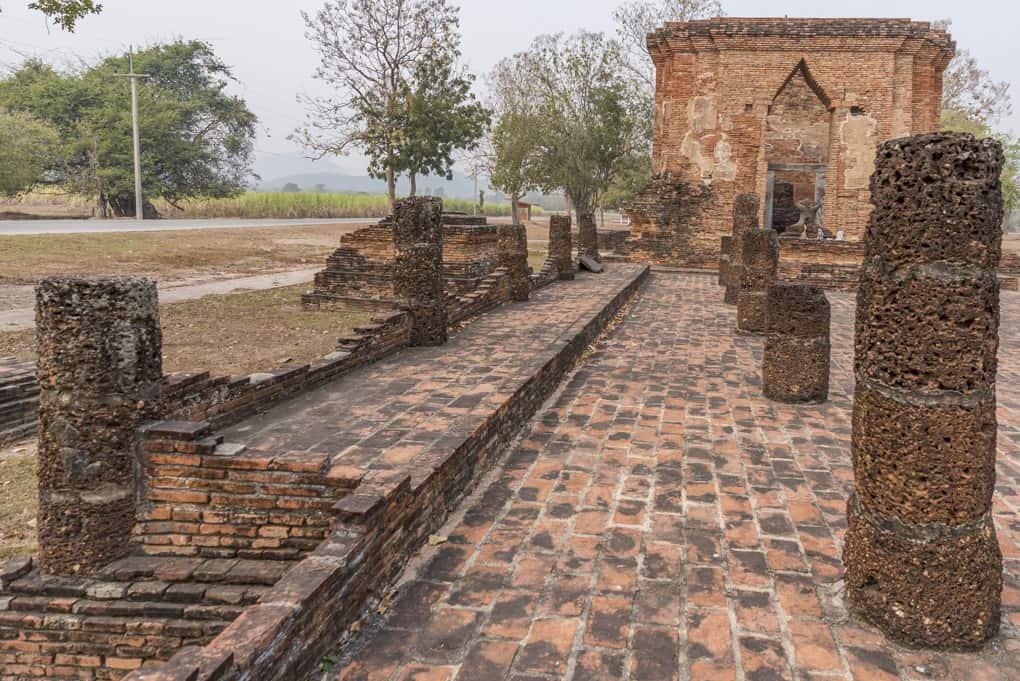 Der Viharn des Wat Tuek