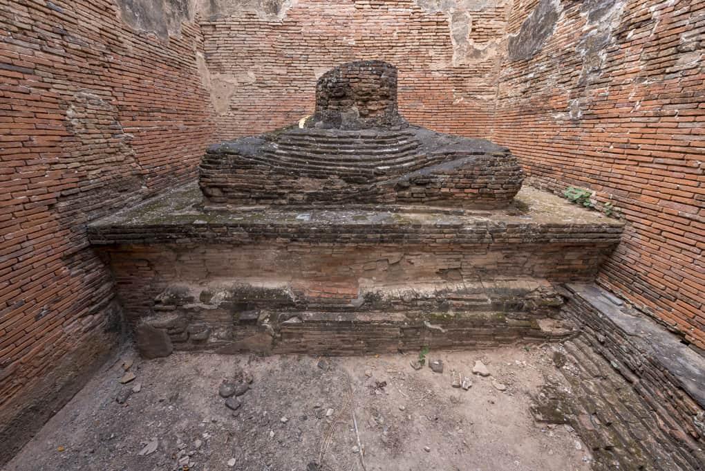 Der große Buddha im Wat Tuek