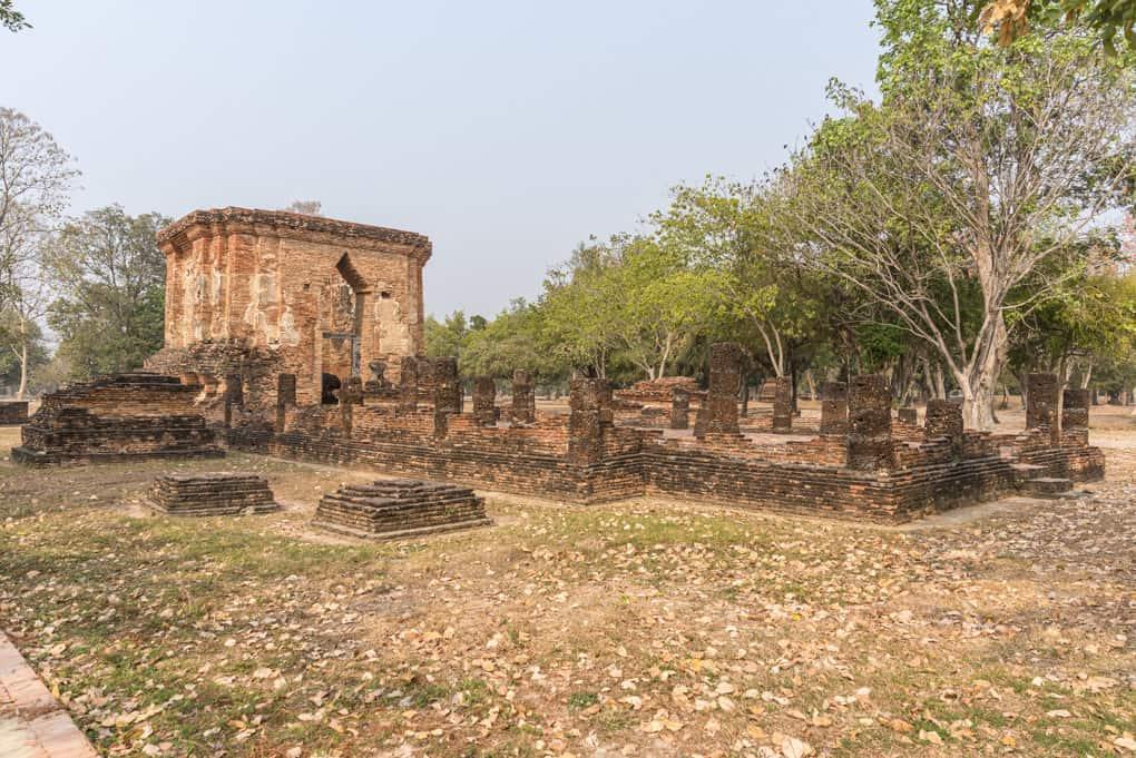 Wat Tuek – das Rätsel des Tempels