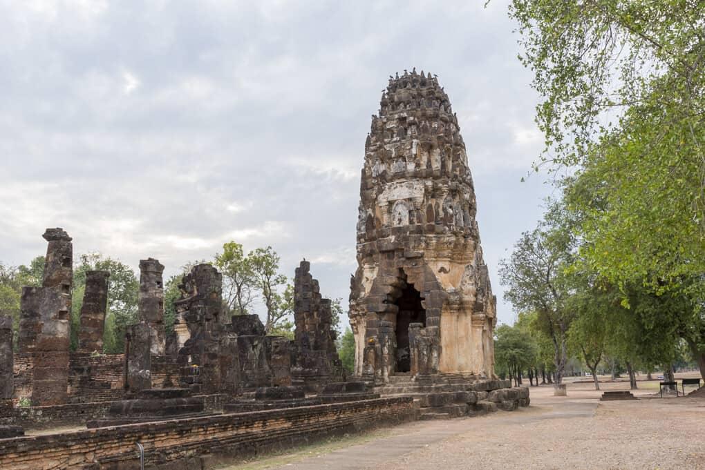Die frühe Geschichte Sukhothais